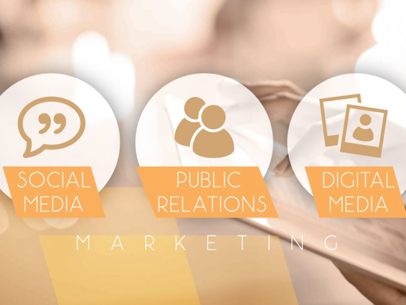 Social media digital media marketing public relations EJP Marketing Co.