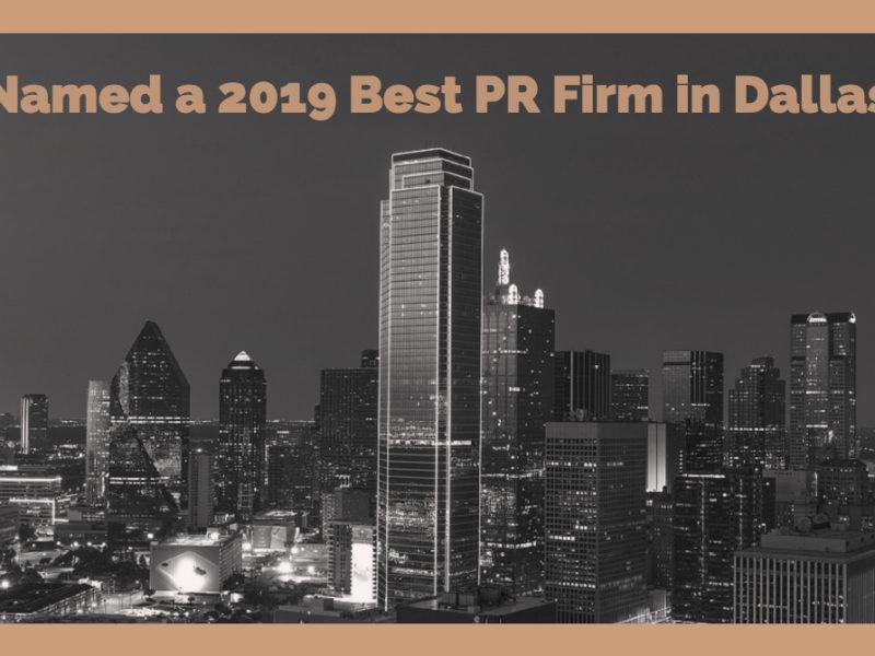 PR firms in Dallas