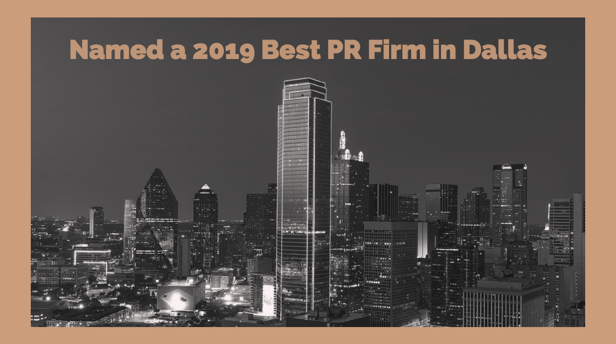 PR firms in Dallas